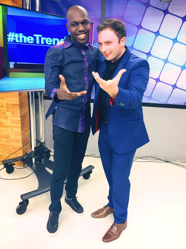 Larry Soffer with Larry Modowo on The Trend