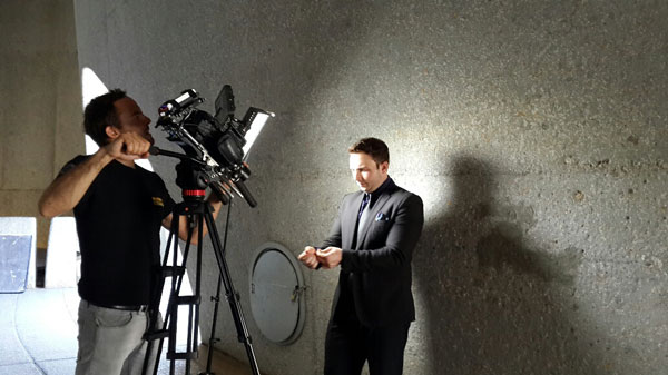 Larry Soffer Video Shoot