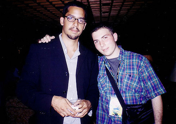 Larry Soffer & David Blaine