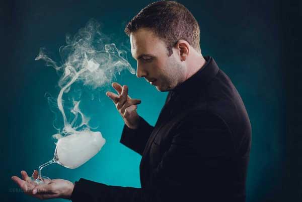 Larry Soffer Mentalist Smoke