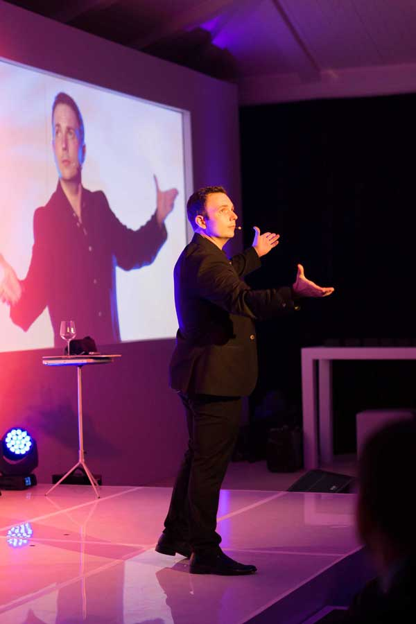 Larry Soffer Corporate Speaker